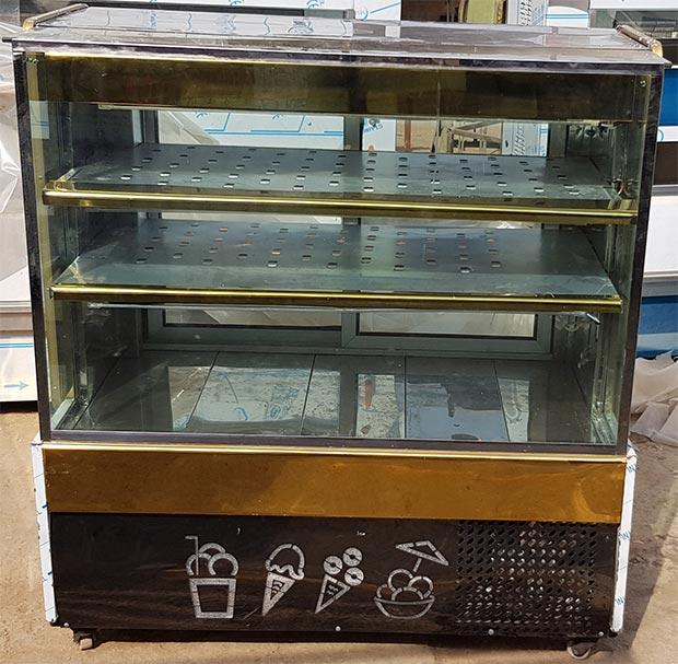 قیمت یخچال ویترینی