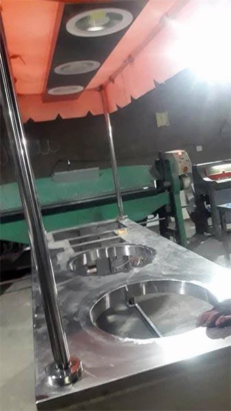 قیمت دستگاه ذرت مکزیکی تمام استیل