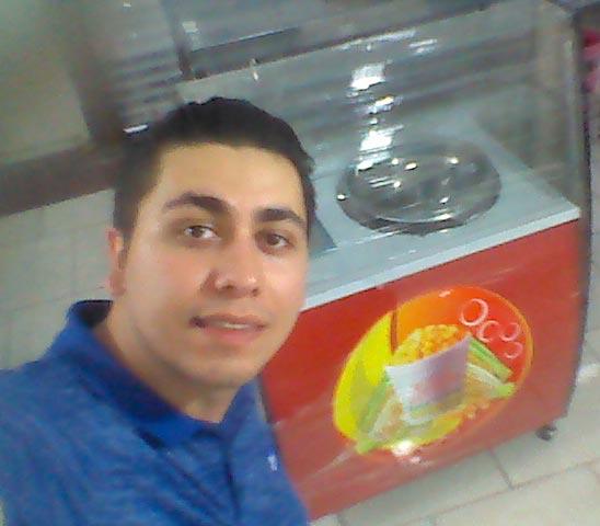 نمایندگی فروش دستگاه ذرت مکزیکی