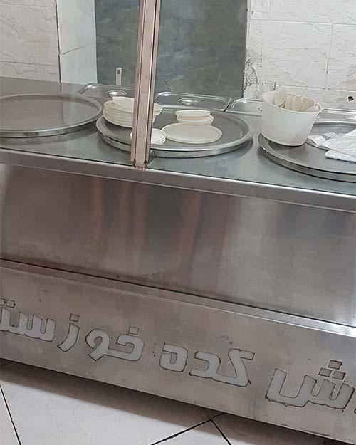 آش شیرازی اصیل