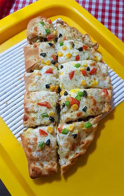 پیتزا مهتاب تهرانپارس