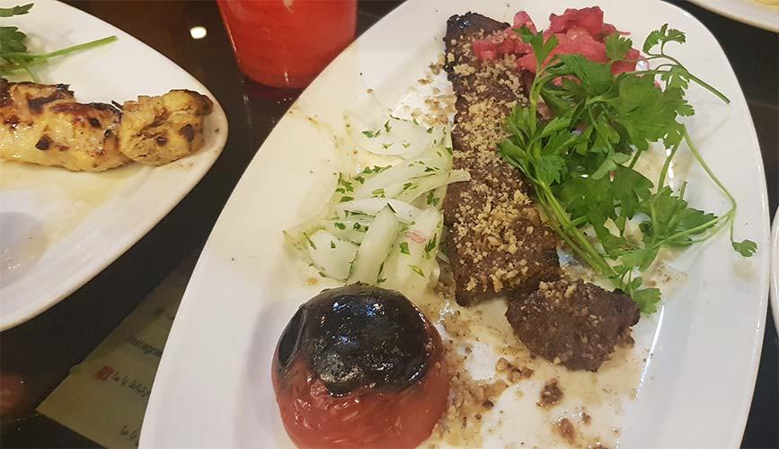 رستوران گیله وا استان البرز، کرج