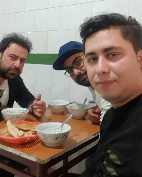 فیلم آش دوغ اردبیل