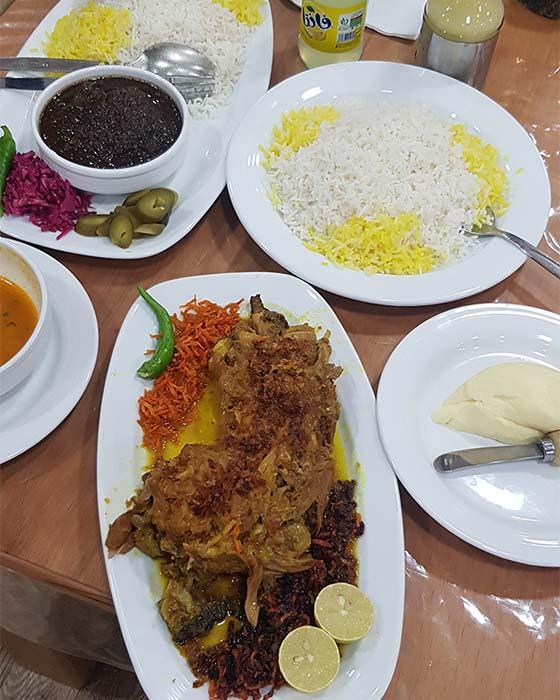 خان رستوران