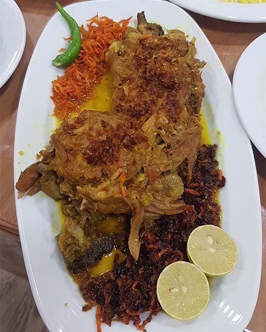 رستوران خان ستاری