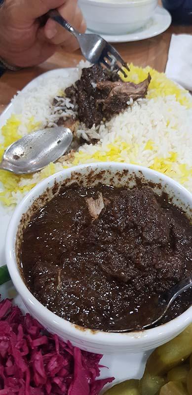 رستوران خان لواسان