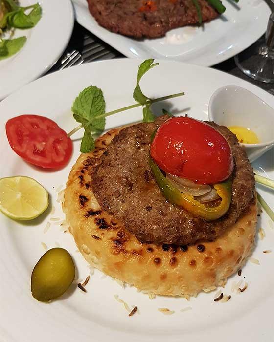 رستوران گازماخ تبریز، استان آذربایجان شرقی