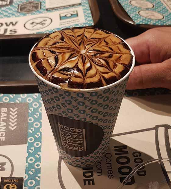 مود کافه