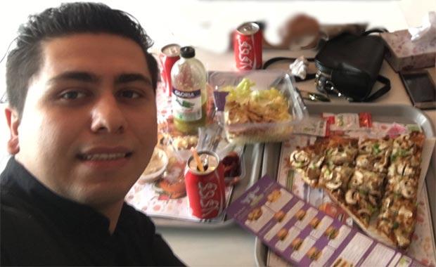پيتزا سيب تهرانپارس