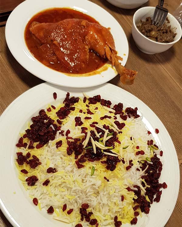 رستوران برادران فلکه سوم تهرانپارس