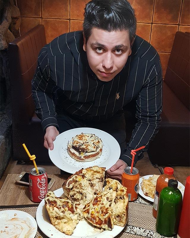 رستوران ایتالیایی آروما ونک