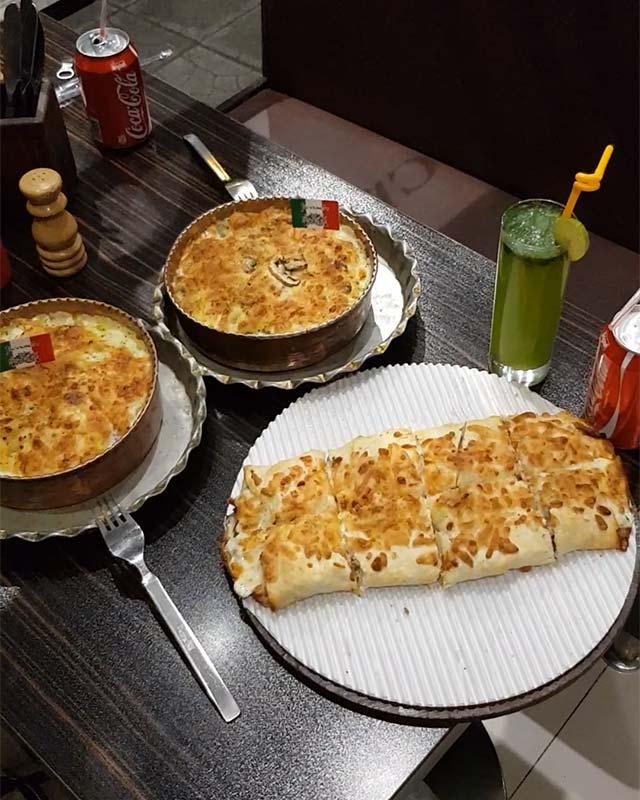شماره رستوران ژیکاسه تهرانپارس