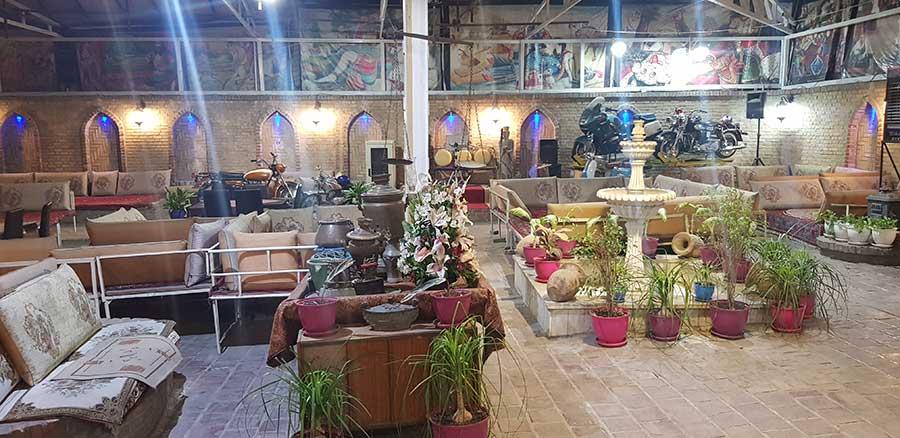 زردبند تهران