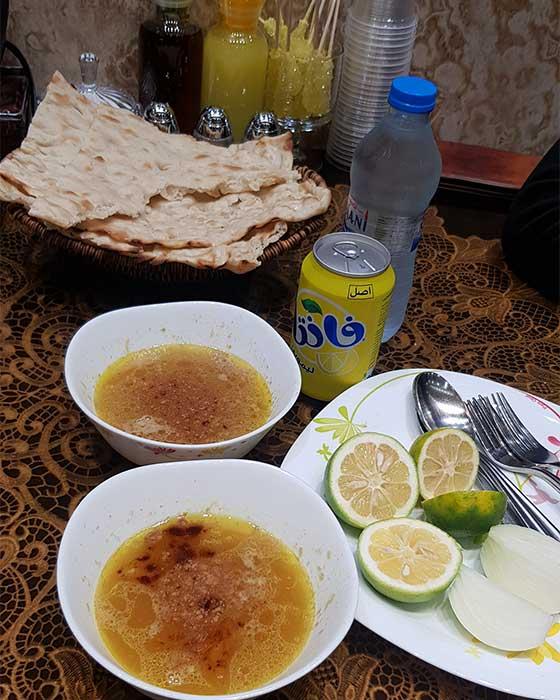 کله پاچه شرق تهران