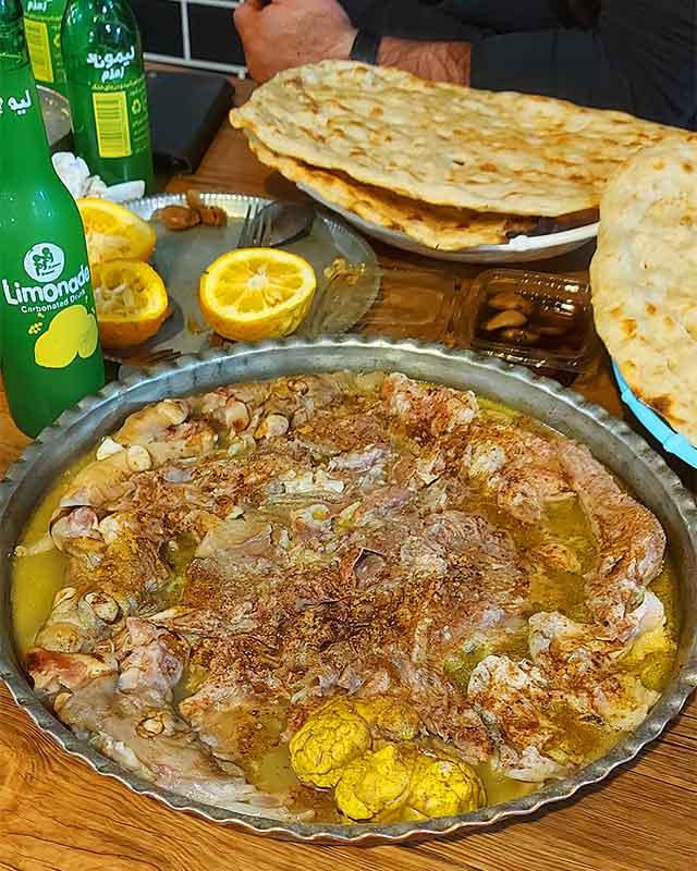 طباخی فلکه دوم تهرانپارس
