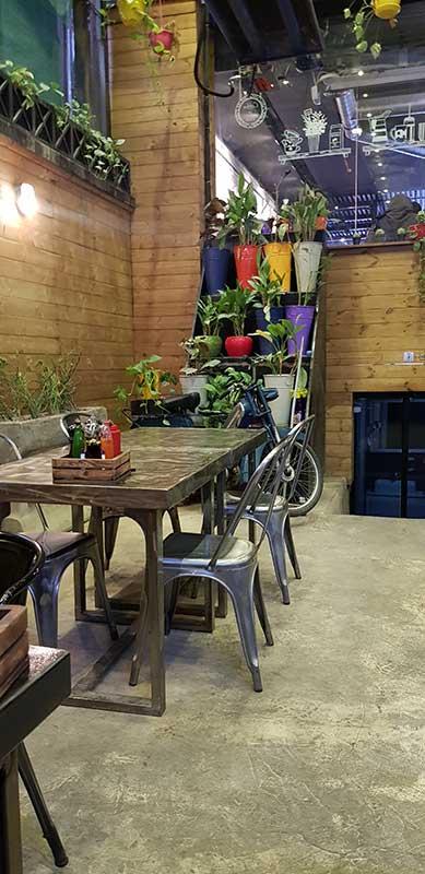 کافه رستوران هارپاگاس