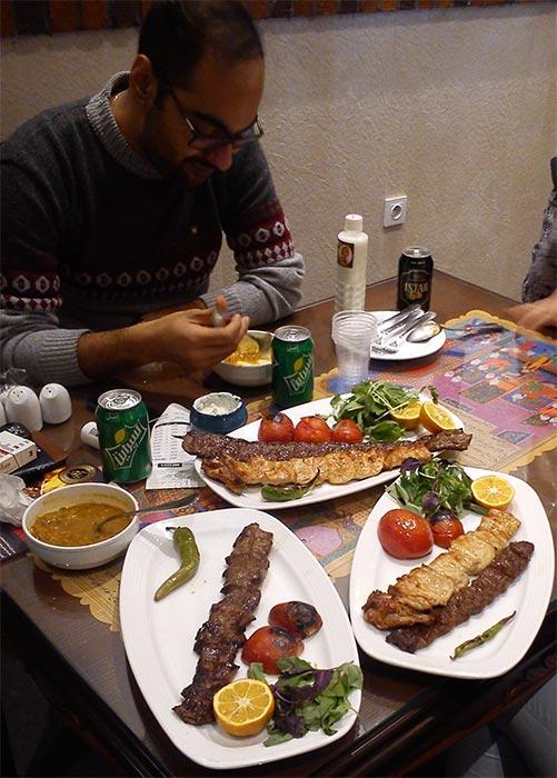رستوران های لوکس در تهران