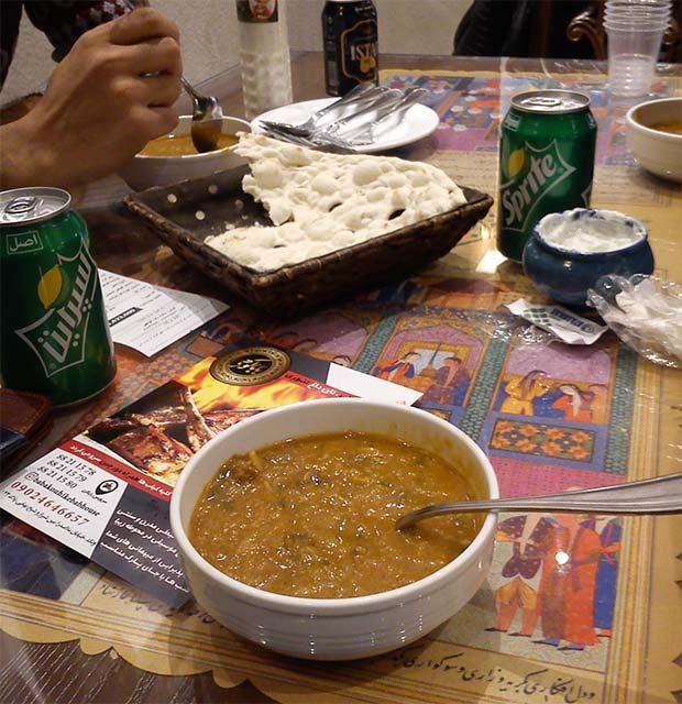 لیست رستوران های تهران