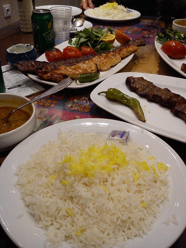 تخفیفان رستوران تهران