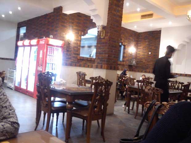 رستوران های تهران همراه با قیمت