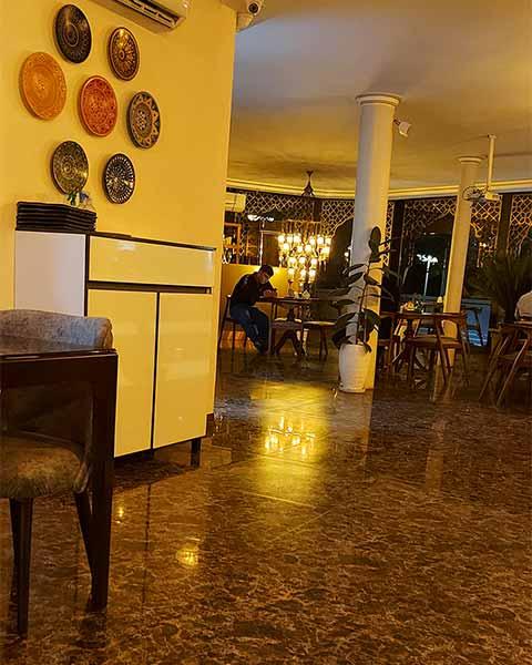 رستوران عربی نیاوران