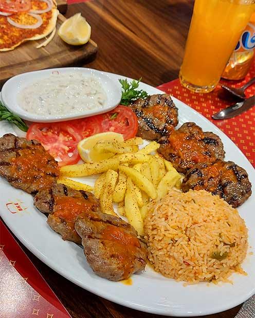 رستوران ترکی سارای
