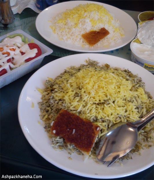 رستوران حاجی بابا تهران