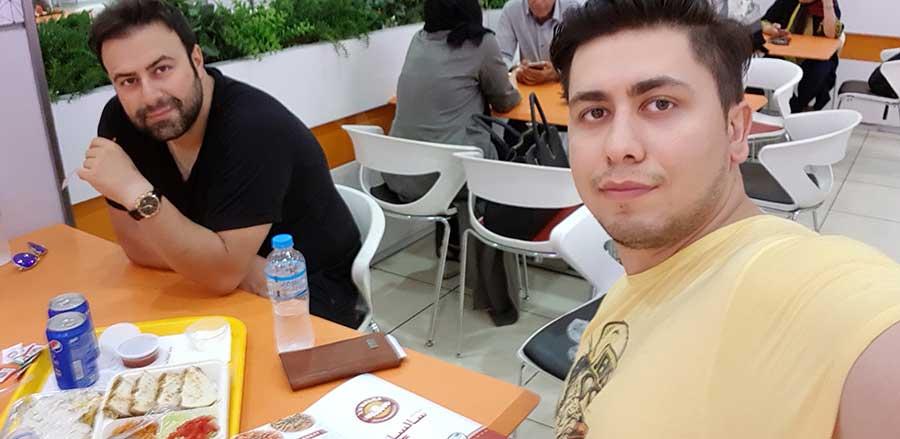 رستوران لاسالسا