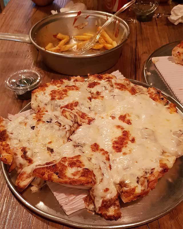 شعبه های پیتزا سه فر
