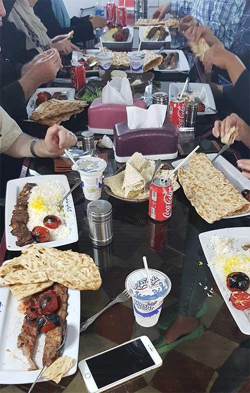 کبابی ناصر ستارخان