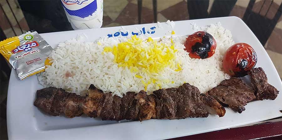 کبابی ناصر پاسداران