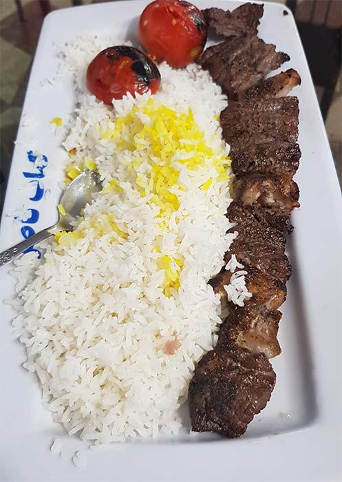رستوران ناصر