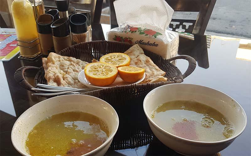کله پزی طباخی ترنج