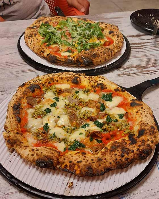 پیتزا ایتالیایی سعادت آباد