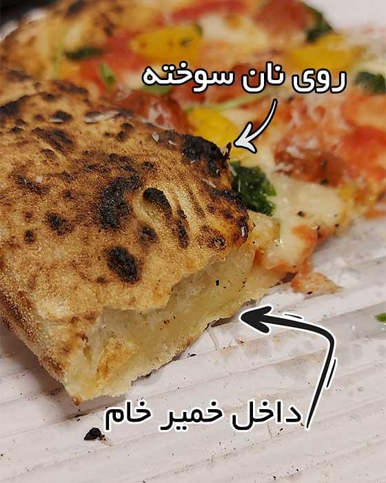 بهترین پیتزا ایتالیایی تهران