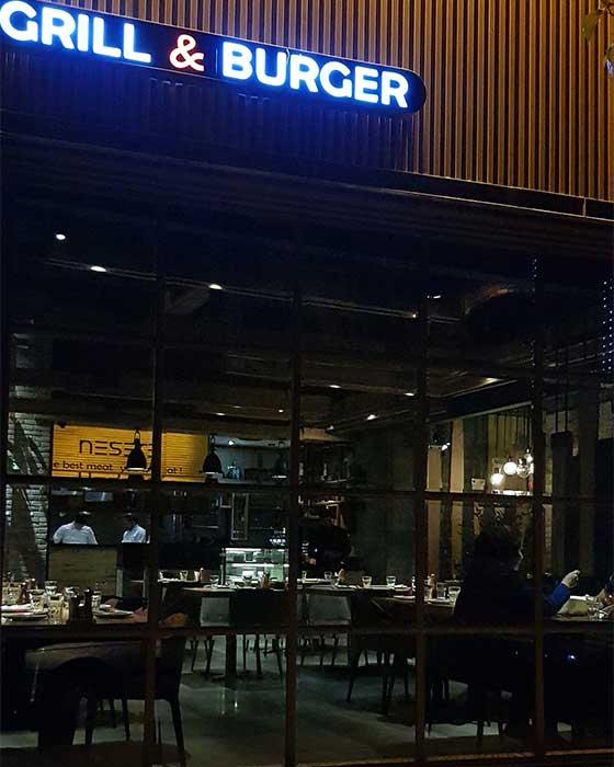 رستوران ایتالیایی مورانو