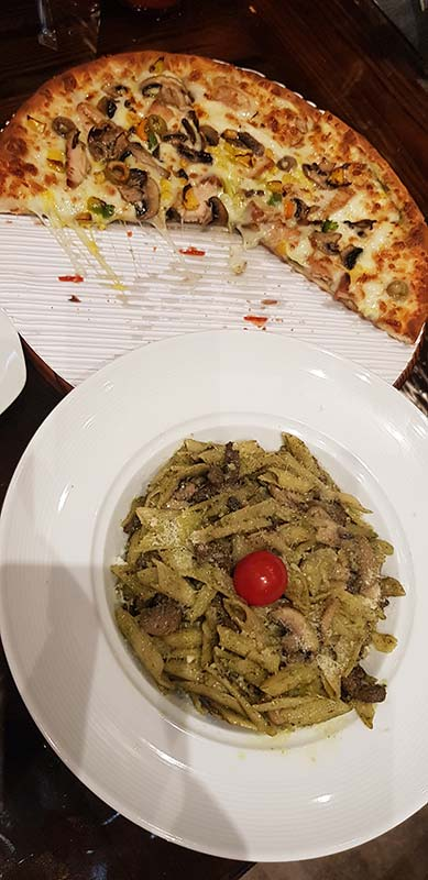 رستوران ایتالیایی سی مو تو