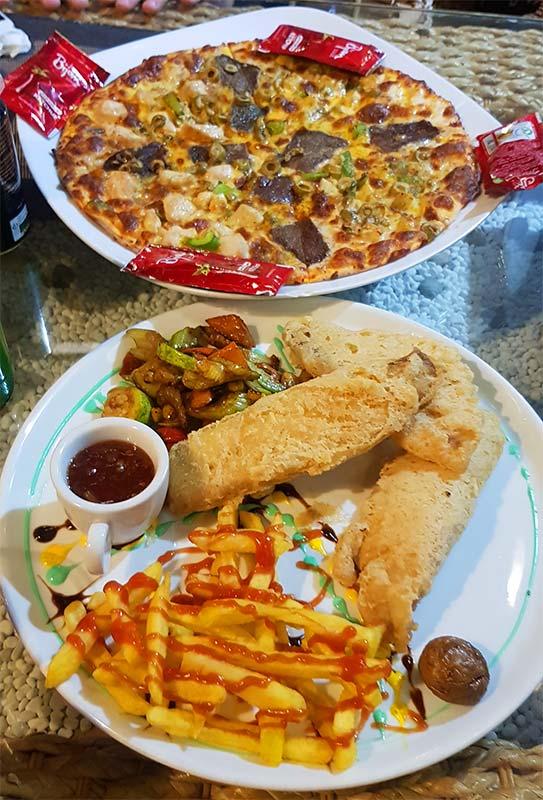 رستوران پارک نهج البلاغه تهران