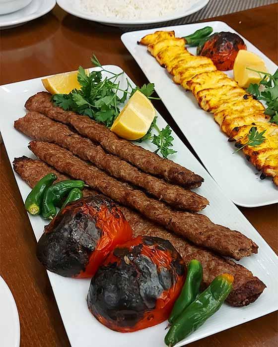 رستوران جلالی تهران