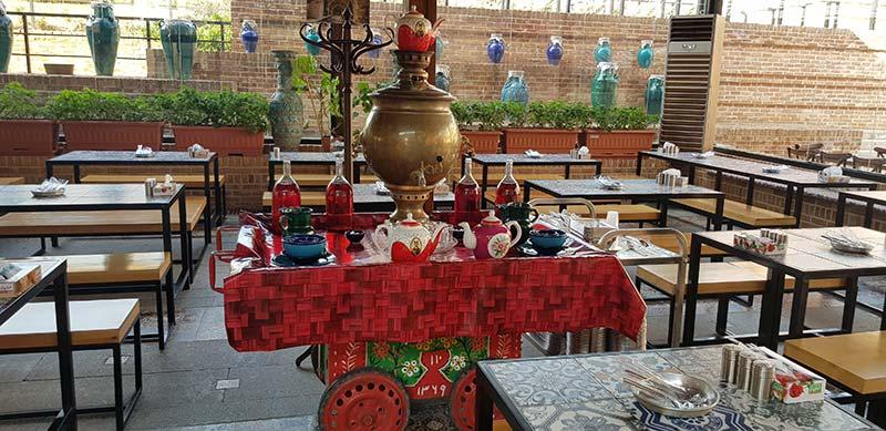 رستوران دروازه طهرون