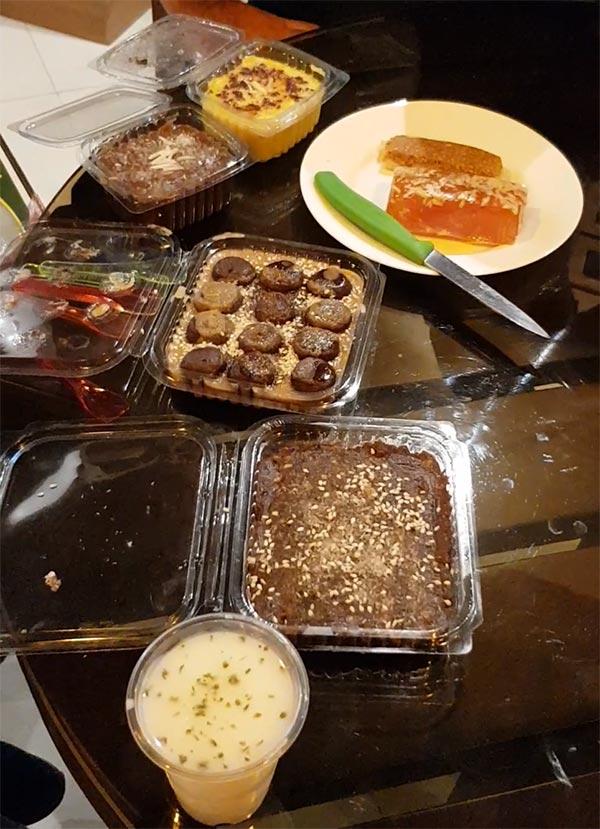 رستوران ترخون شیراز مرزداران