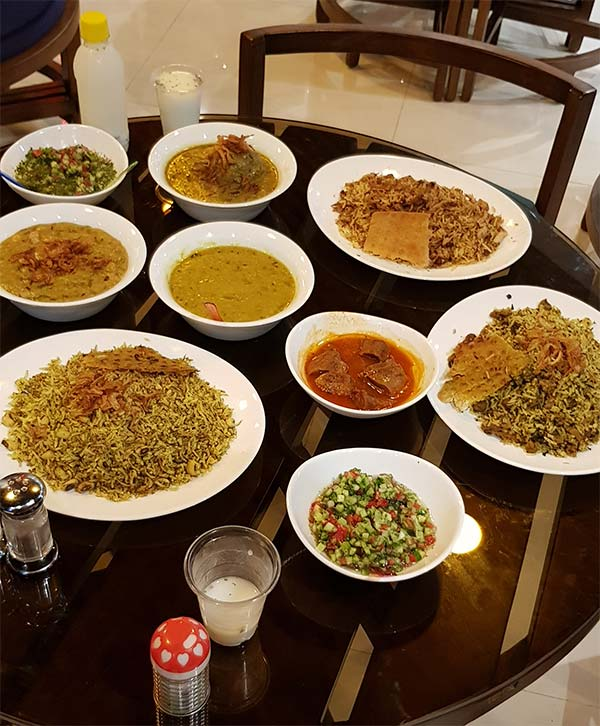 رستوران سنتی ترخون شیراز