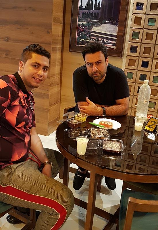 رستوران شیرازی