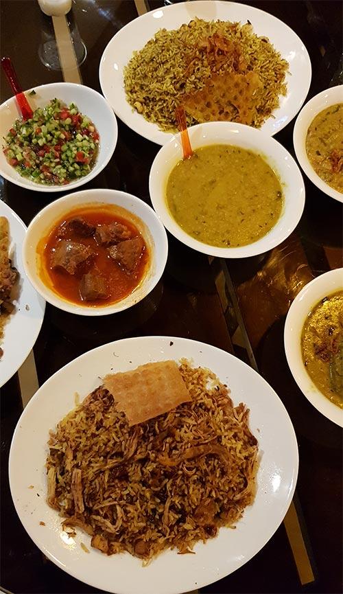 شماره غذا سرای شیراز سعادت آباد
