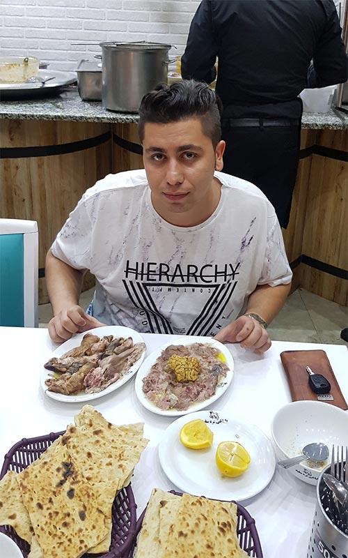 طباخي بره سفيد يوسف آباد