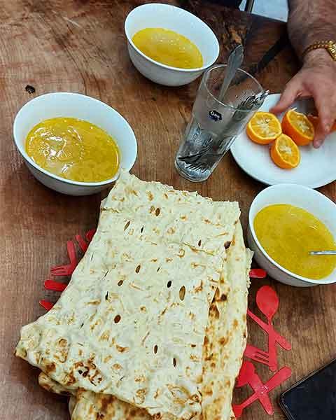 طباخی کاج ملاصدرا