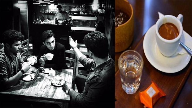 راه اندازی کافه