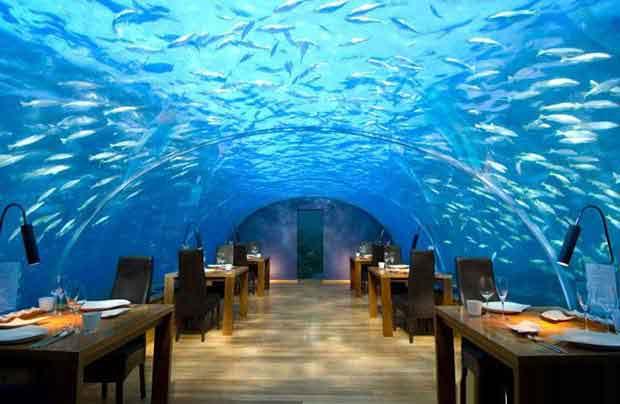 رستوران کوچک