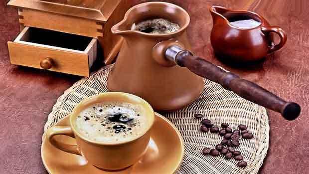 دکوراسیون قهوه خانه