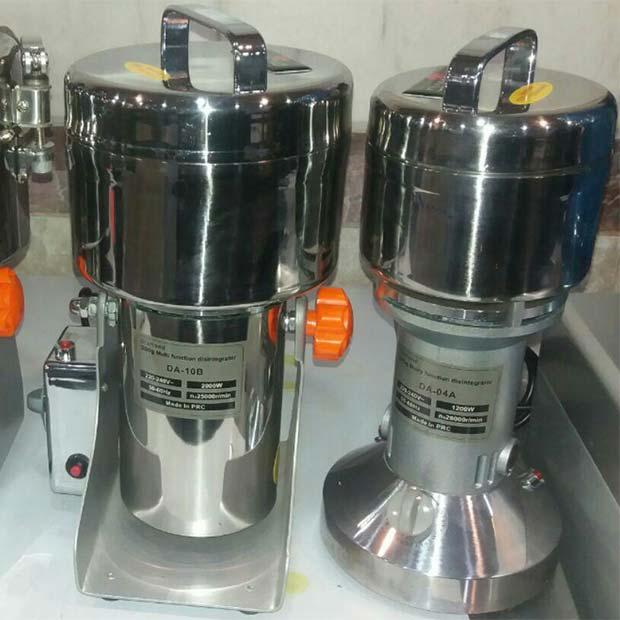 آسیاب عطاری برقی دویست گرم مدل دایموند
